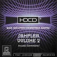 HDCD Sampler Vol 2