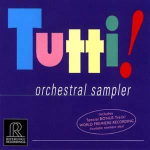 Tutti - Orchestral Sampler