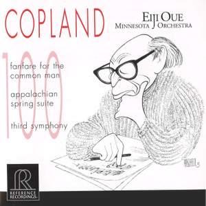 Copland: Symphony No. 3 etc.
