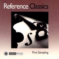 Reference Classics - First Sampling