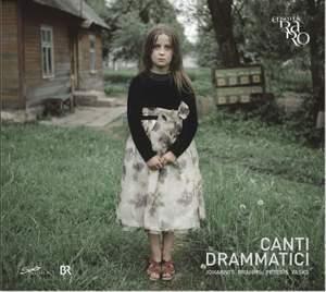 Vasks & Brahms: Canti Drammatici