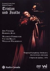 Wagner: Extended Scenes from Tristan und Isolde