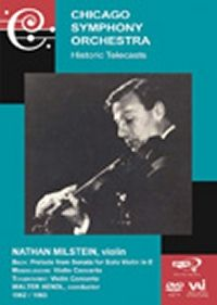 Nathan Milstein: In Performance with the CSO