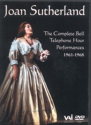 Joan Sutherland: Bell Telephone Hour Performances 1961-68