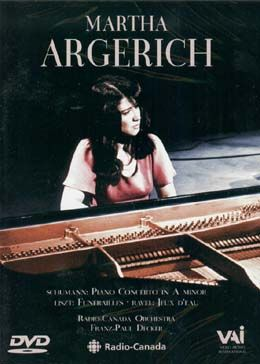Martha Argerich in Montreal