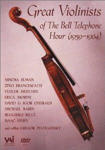 Great Violinists on The Bell Telephone Hour