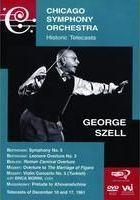 George Szell: Chicago Symphony Orchestra Historic Telecasts
