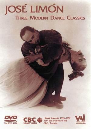 José Limón: Three Modern Dance Classics