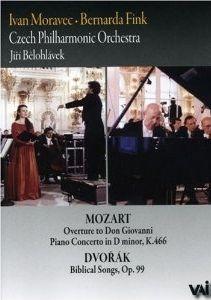 Czech Philharmonic Orchestra Gala Concert: Mozart & Dvorák