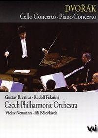 Dvorak: Cello Concerto & Piano Concerto
