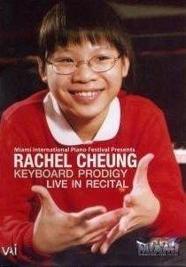 Rachel Cheung: Keyboard Prodigy