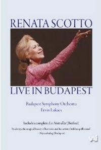 Renata Scotto in Budapest