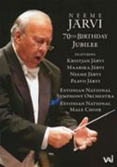 Neeme Jarvi: 70th Birthday Jubilee