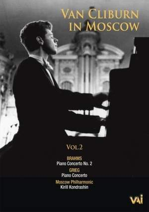 Van Cliburn in Moscow, Vol. 2