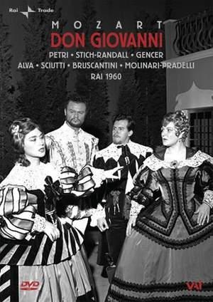 Mozart: Don Giovanni, K527 - VAI: DVDVAI4314 - DVD Video | Presto Music