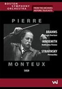 Pierre Monteux: Boston Symphony Orchestra