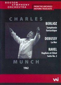 Charles Munch: Boston Symphony Orchestra