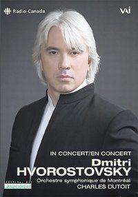 Dmitri Hvorostovky in Concert