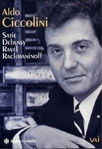 Aldo Ciccolini: Rachmaninoff, Satie, Debussy, Ravel