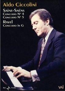 Ravel & Saint-Saens: Piano Concertos