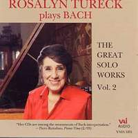 JS Bach: Great Solo Works, Vol.2