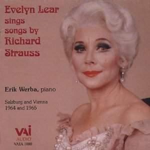 Evelyn Lear Sings Songs by Richard Strauss
