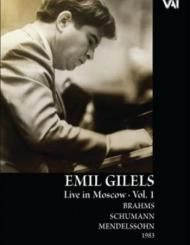 Emil Gilels Live in Moscow, Vol. 1