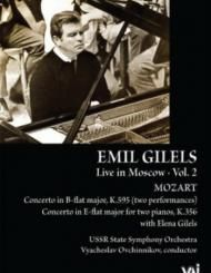Emil Gilels Live in Moscow, Vol. 2