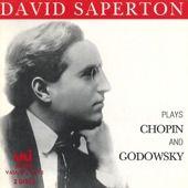 David Saperton plays Chopin & Godowsky