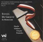 Van Cliburn Competition Vol. 1 (1977)