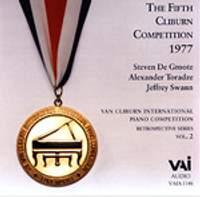 Van Cliburn Competition Vol. 2 (1977)