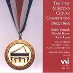 Van Cliburn Competition Vol. 4 (1962/6)