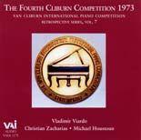 Van Cliburn Competition Vol. 7 (1973)