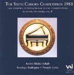 Van Cliburn Competition Vol. 8 (1981)