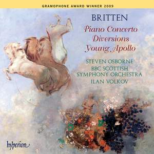 Britten: Complete Works for Piano & Orchestra Product Image