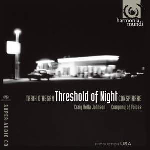 Tarik O'Regan - Threshold of Night