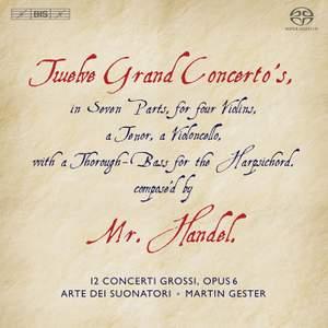Handel - Twelve Grand Concertos