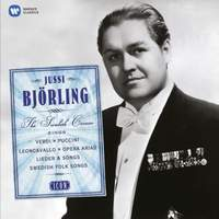 Jussi Björling: The Swedish Caruso