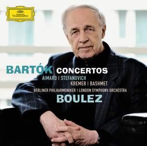 Bartók - Concertos Product Image