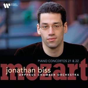 Mozart - Piano Concertos Nos. 21 & 22