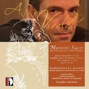 Vivaldi - Sacred Motets