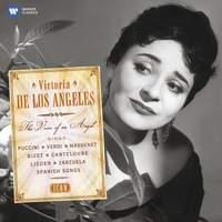Victoria de los Ángeles: The Voice of an Angel