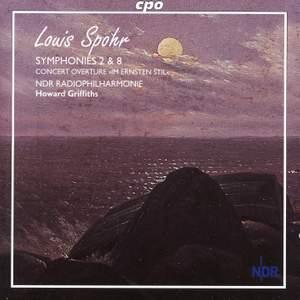 Spohr: Symphonies Volume 2