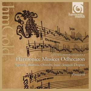 Petrucci - Harmonice Musices Odhecaton