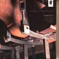 Scarlatti, Nebra & Lidon - Organ Music
