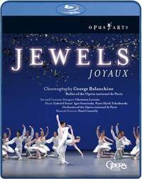 Balanchine - Jewels