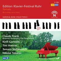 Ruhr Piano Festival Edition Vol. 11: Portraits I