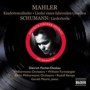 Dietrich Fischer-Dieskau sings Mahler & Schumann