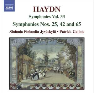 Haydn - Symphonies Volume 33