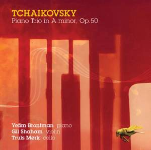 Tchaikovsky: Piano Trio in A minor, Op. 50 'In Memory of a Great Artist' Product Image
